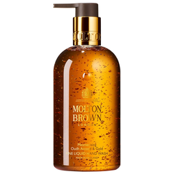 Molton Brown 300 ml Mesmerising Oudh Accord & Gold Fine Liquid Hand Wash Flüssigseife 300ml