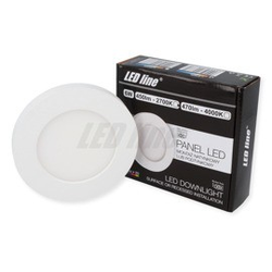 LED Easy Fix Panel 6W 450lm warmweiss