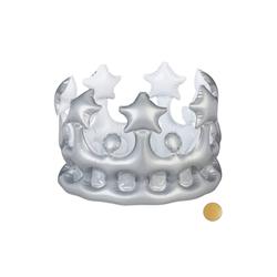 relaxdays Aufblasbares Partyzubehör Aufblasbare Krone