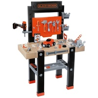 smoby Black & Decker Werkbank Center (60701)