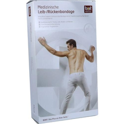 BORT Narbenbruch-Bandage 21 cm Gr.3 weiß 1 St