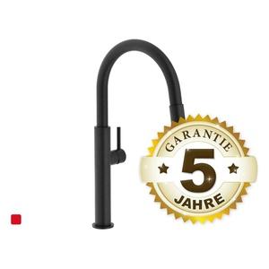 Franke Pescara Up&down Black Matt - 11992 Hochdruckarmatur Armatur Wasserhahn