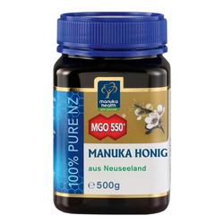 MANUKA HONIG MGO550+ aus Neuseeland