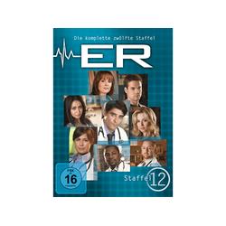 E.R. - Emergency Room Staffel 12 DVD