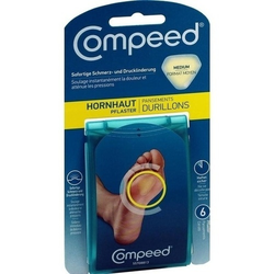 COMPEED Hornhaut Pflaster 6 St
