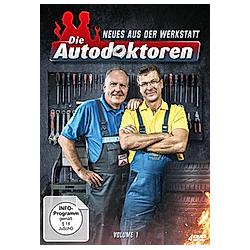 Die Autodoktoren - DVD  Filme