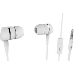 Vivanco SMARTSOUND WHITE HiFi In Ear Kopfhörer In Ear Weiß
