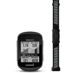 Garmin Edge 130 Plus Bundle Fahrradcomputer in schwarz, Größe Einheitsgröße schwarz Einheitsgröße