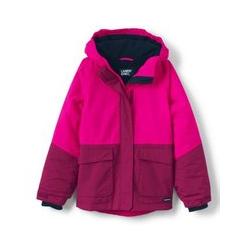 Wasserdichte Jacke SQUALL - 152/158 - Pink