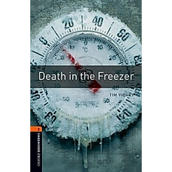 Death in the Freezer. Tim Vicary  - Buch