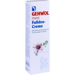 GEHWOL MED Fußdeo-Creme 125 ml