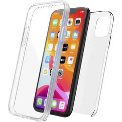 Cover  360° Protection  für Apple iPhone 11, 2-teilig, Transparent