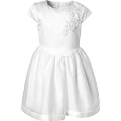 NAME IT Kleid 'Shila' weiß, Größe 146, 4602338