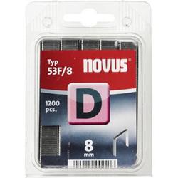Novus Klammer D 53 F 8 mm 1200 STK  042-0375