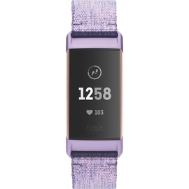 Fitbit Charge 3 Special Edition lavender / rosegold