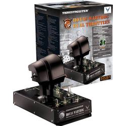 Thrustmaster Hotas Warthog Dual Throttle Flugsimulator-Controller USB PC Schwarz