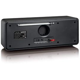Lenco DIR-150 schwarz