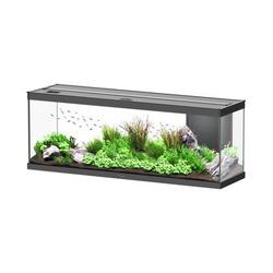 Aquatlantis Style LED Aquarium, 120, schwarz