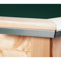 KGT Schneckenkante für Holz-Hochbeet