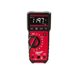 Milwaukee Digital-Multimeter 2217-40, Messgerät, Strommesser, Tester, Voltmeter
