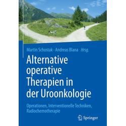 Alternative operative Therapien in der Uroonkologie: Buch von