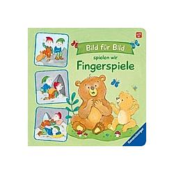 Bild für Bild spielen wir Fingerspiele - Buch