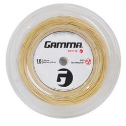 1,27 mm - Tennissaite - Gamma TNT 2- 110 m