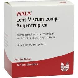 LENS VISCUM comp.Augentropfen 15 ml