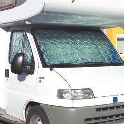 Thermomatten-Set für Renault Master ab Baujahr 04/2010 grau