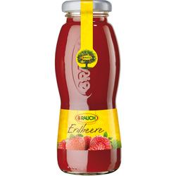 (4.95 EUR/l) Rauch Succo di Fragola  - 200 ml