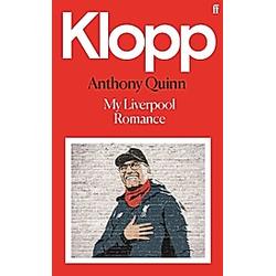 Klopp. Jürgen Klopp  Anthony Quinn  - Buch