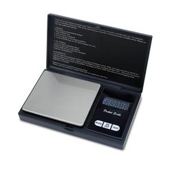 Intirilife Küchenwaage Intirilife Digitale Küchenwaage Elektronische Waage Wasserdicht, Digitale Feinwaage – 200g Elektronische Taschenwaage