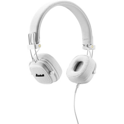 Marshall Major III On Ear Kopfhörer On Ear Faltbar, Headset Weiß