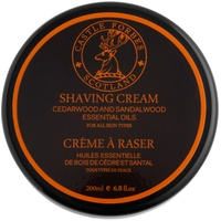 Castle Forbes Shaving Cream Cedarwood and Sandalwood