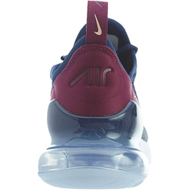 Nike Wmns Air Max 270 dark blue-bordeaux/ white-blue, 36.5