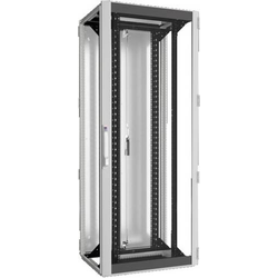 Rittal DK 5506.141 Netzwerk-/Serverschrank 800 x 2000 x 600 Stahl Grau 1St.