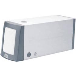 Serviettenspender für Spender-Servietten 25x30cm (N2-System) Aluminium /Kunststoff grau