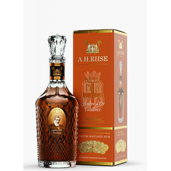 A.H.Riise Non Plus Ultra Ambre D`Or Excellence Rum 42% 0,7L