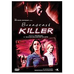 Broadcast Killer - DVD  Filme