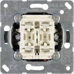 Jung Einsatz Jalousie-Schalter LS 990, AS 500, CD 500, LS design, LS plus, FD design, A 500, A plus,