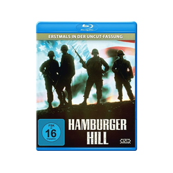 Hamburger Hill Blu-ray