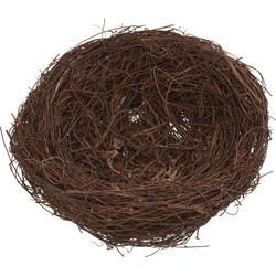 VBS Bastelnaturmaterial Nest Reisig, 20 cm