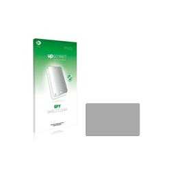 upscreen Schutzfolie für 1&1 (1und1) Smartpad, Folie Schutzfolie Sichtschutz klar anti-spy