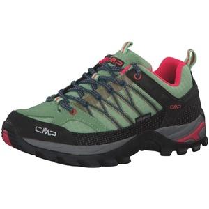 CMP Damen Trekking Schuhe Rigel Low 3Q54456 Leaf-Petrol 37