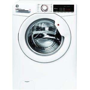 Hoover H-WASH 300 H3WS4 275TE/1-S Waschmaschine / 7 kg / 1200 U/Min / Smarte Bedienung mit Wi-Fi + Bluetooth / All in One Programm / ActiveSteam Dampffunktion / Tiefe nur 45 cm