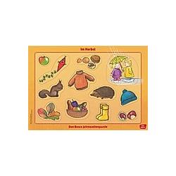 Im Herbst (Rahmenpuzzle)