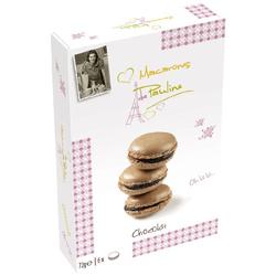 Macarons de Pauline Mandel Chocolat Creme Makronentörtchen 72g 3er Pack