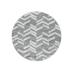 Teppich PISA 4705, Ayyildiz, rund, Höhe 20 mm Ø 80 cm x 20 mm