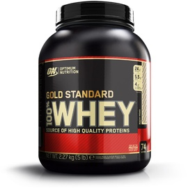 Optimum Nutrition Gold Standard 100% Whey Rocky Road Pulver 2273 g