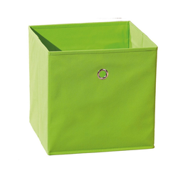 Inter Link Aufbewahrungsbox Faltbox, grün grün